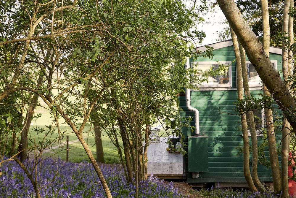 Shepherds Hut Rye East Sussex