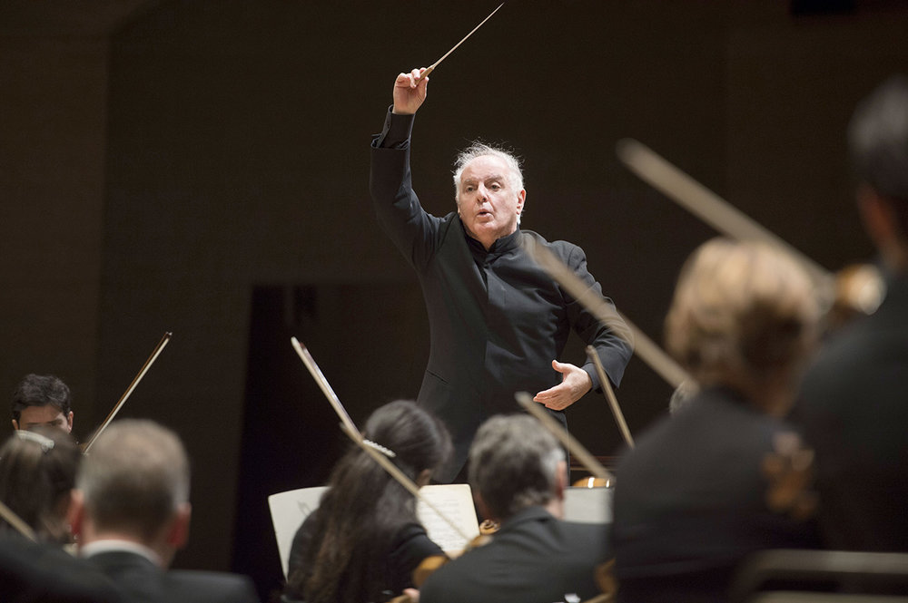 Barenboïm sort les grandes orgues - Le Figaro13 SEPT 2016