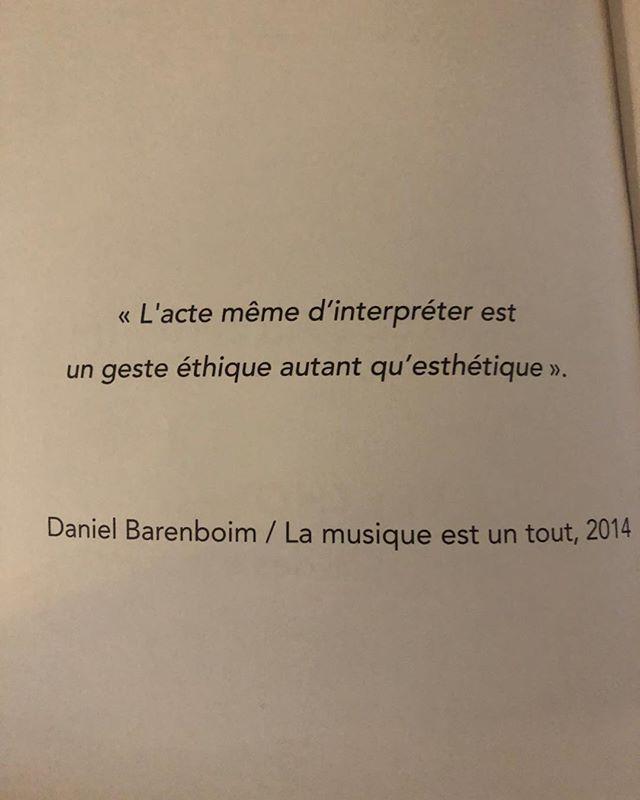 Ce soir première grande soirée de Daniel Barenboim avec l'intégrale des sonates de Beethoven! @dbarenboim #lamusiquestuntout#beethoven#intégraledessonates