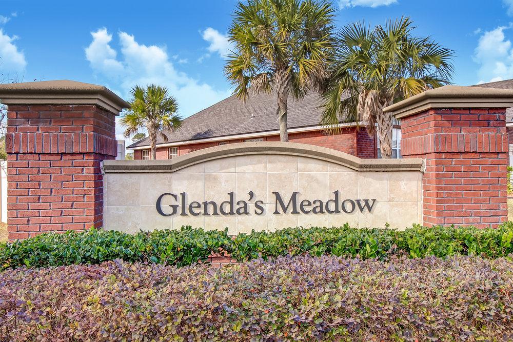 Glenda's Meadow development in Jacksonville, FL