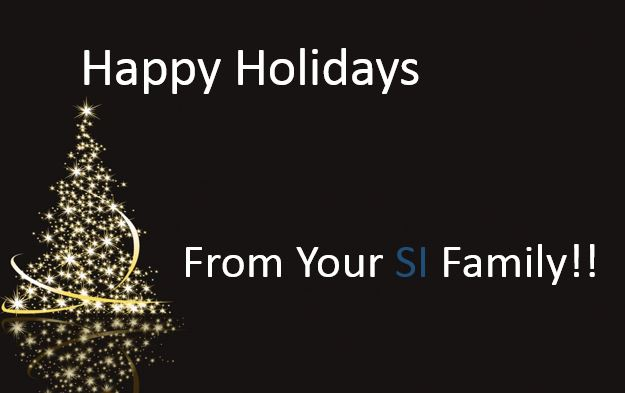 Happy Holidays from SI Homes
