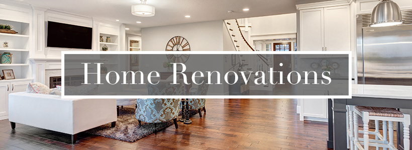 Home renovations to consider before selling your home