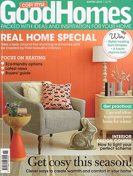 Good Homes Magazine - Winter 2014