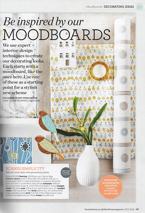 Ideal Home Magazine - July 2015