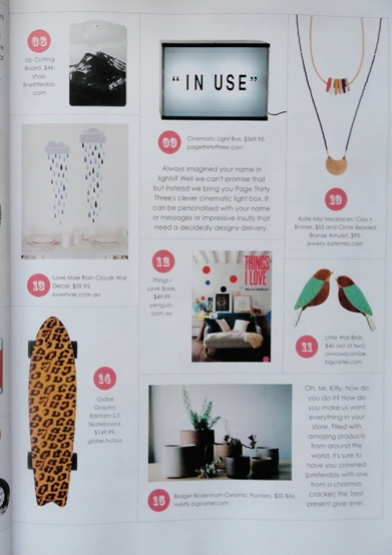 Yen Magazine - January 2013
