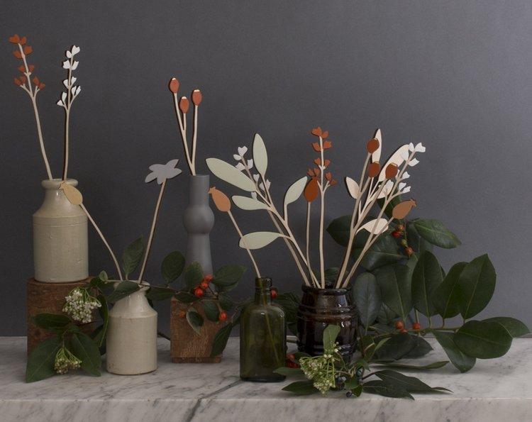 Winter Flower Bouquet — Anna Wiscombe