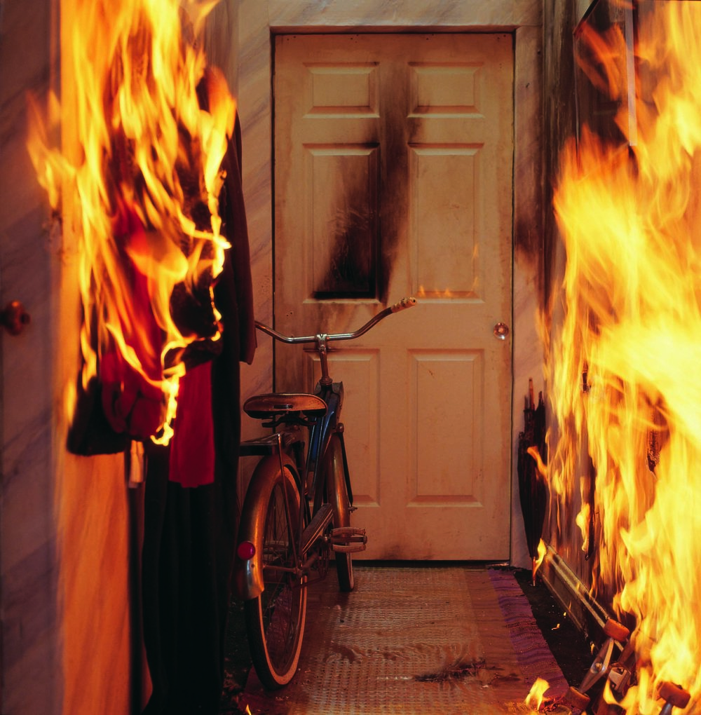 Reynold Reynolds e Patrick Jolley, Burn, 2002