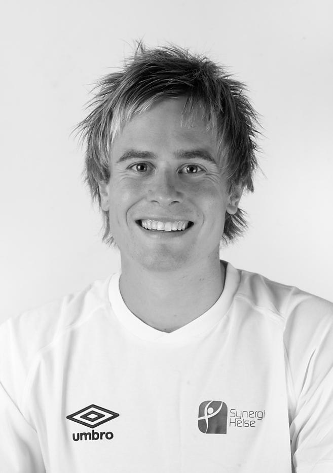 Sondre Eriksen Idrettsfysiolog & Personlig trener