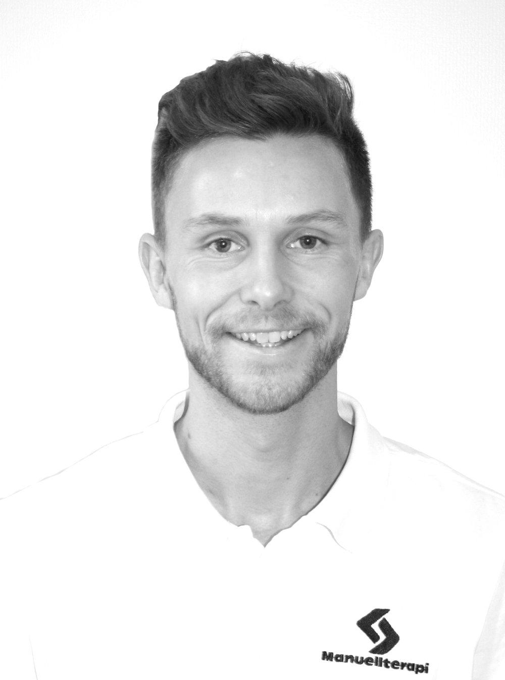 Andreas Sjurseth Manuellterapeut