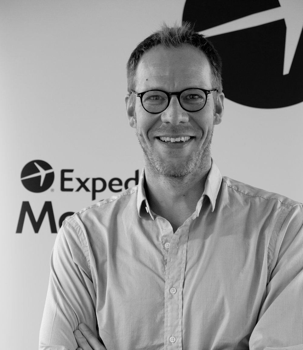 Andrew van der Feltz, Senior Director, EMEA & APAC, Expedia Media Solutions