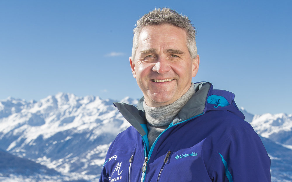 Bruno Huggler, Director, Crans-Montana Tourism & Congress