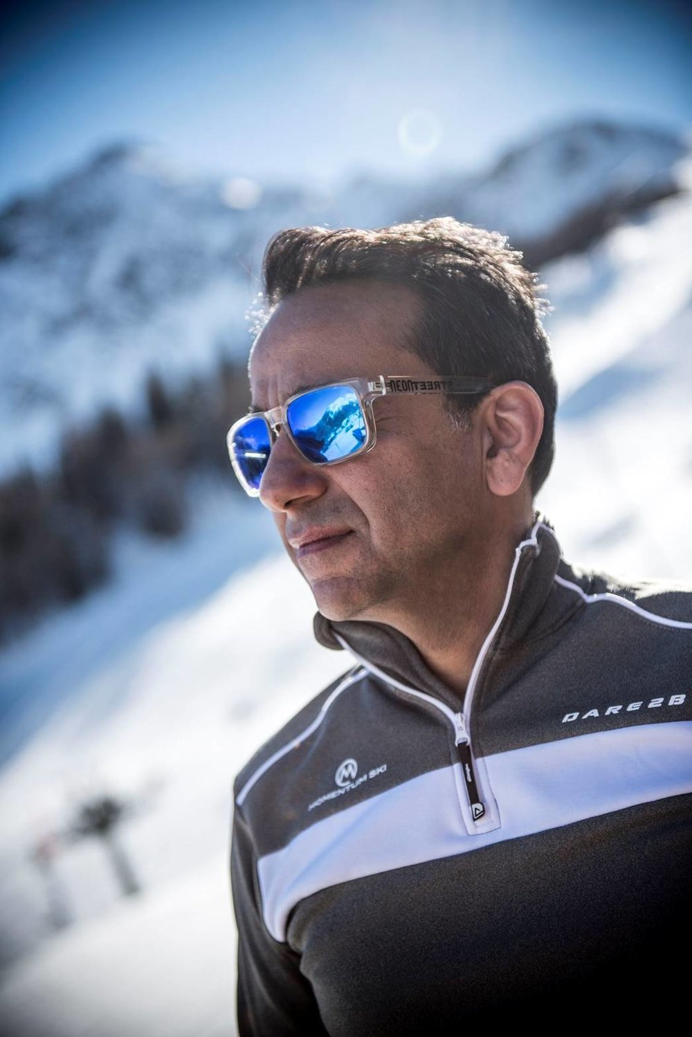 Amin Momen, Founder and Managing Director, Momentum Ski
