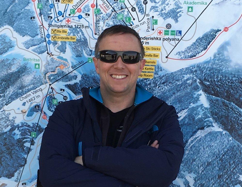 Gordon Ritter, Purchasing Director, Ski, Lakes & Mountains TUI UK & Ireland, TUI Group