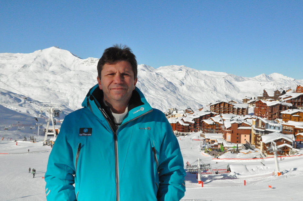 Eric Bonnel, Director/Managing Director, Val Thorens Tours