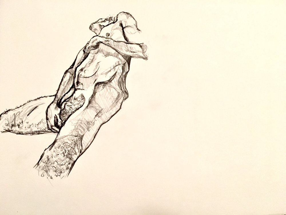 Figure Study 20