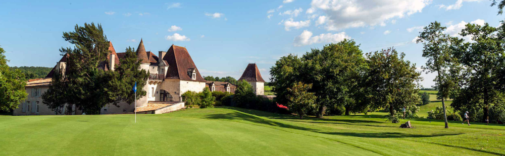 Golfing holidays Les Galineaux