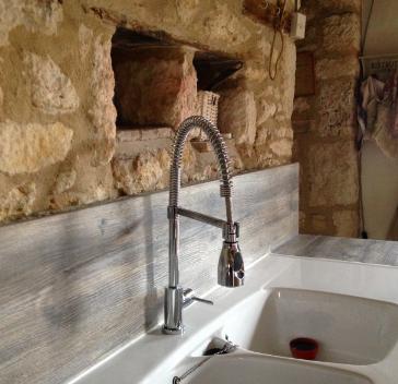 Sink tap