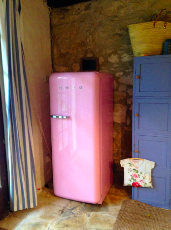 SMEG fridge for large families
