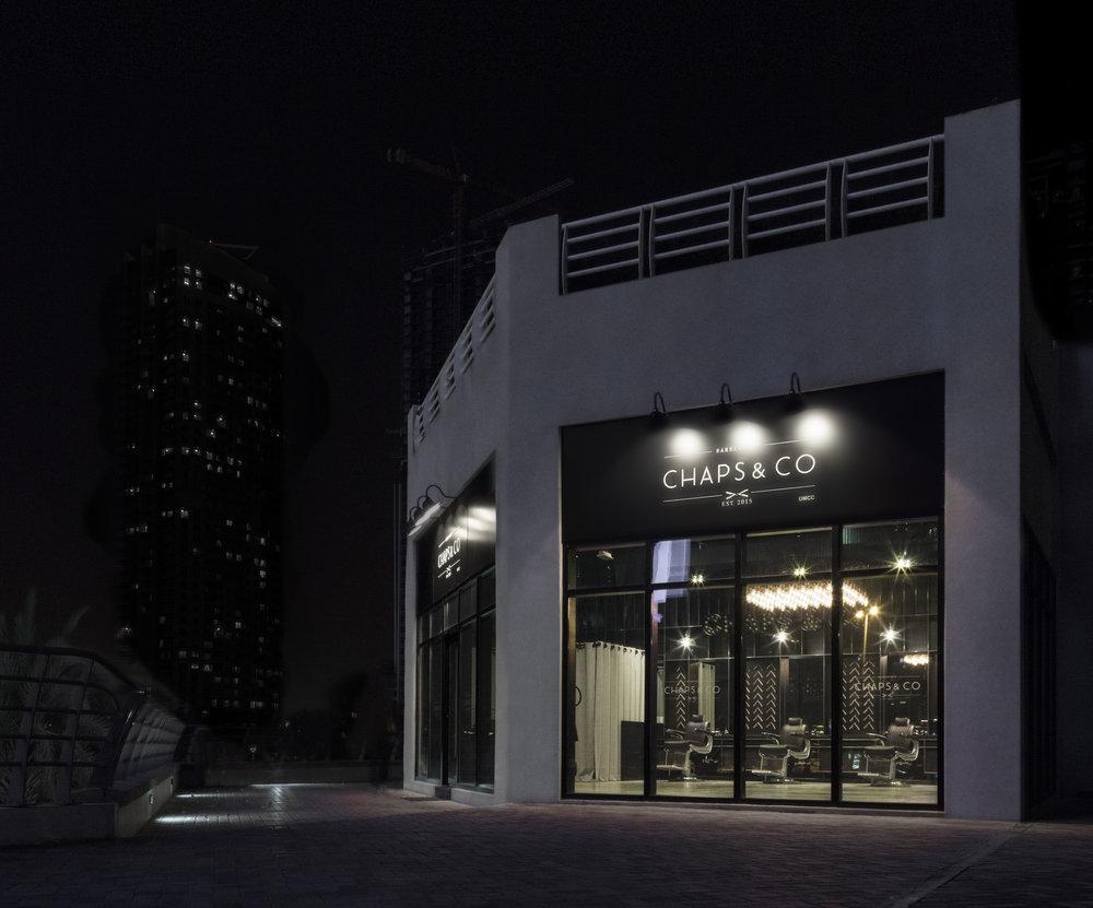 Dubai Marina Gallery