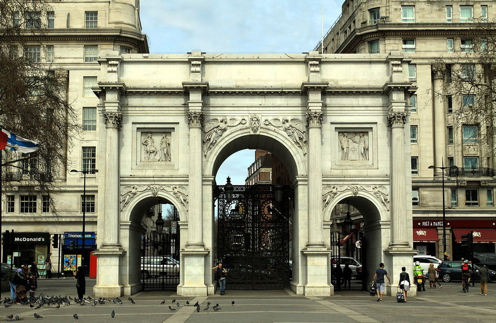 4. Marble Arch