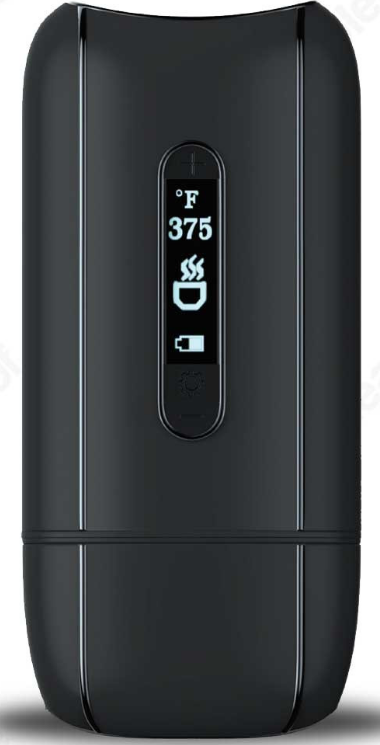Ascent Black Portable Vaporizer