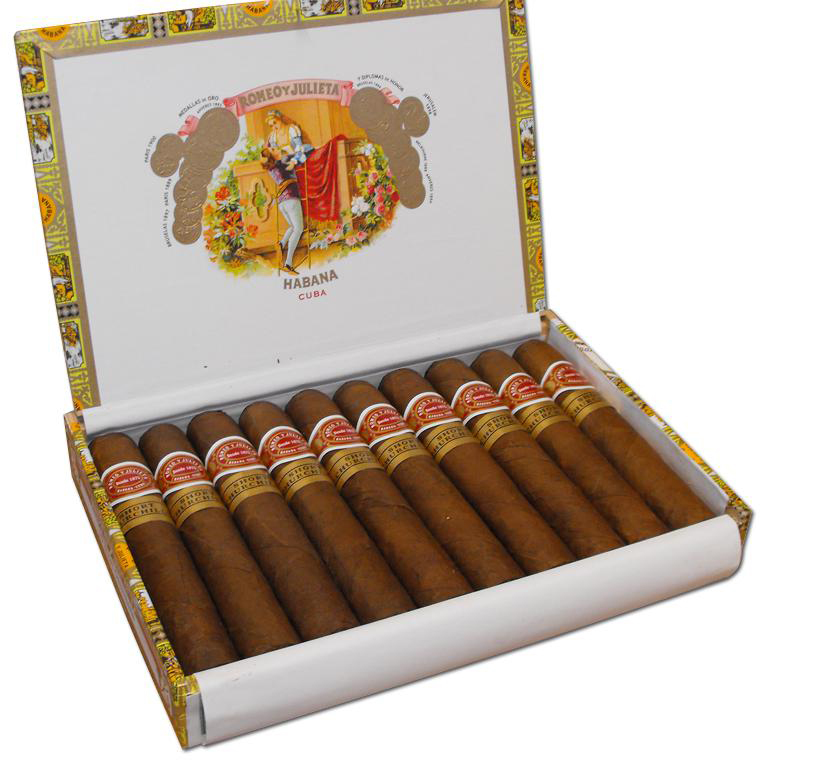 Romeo Y Julieta Wide Churchills HR