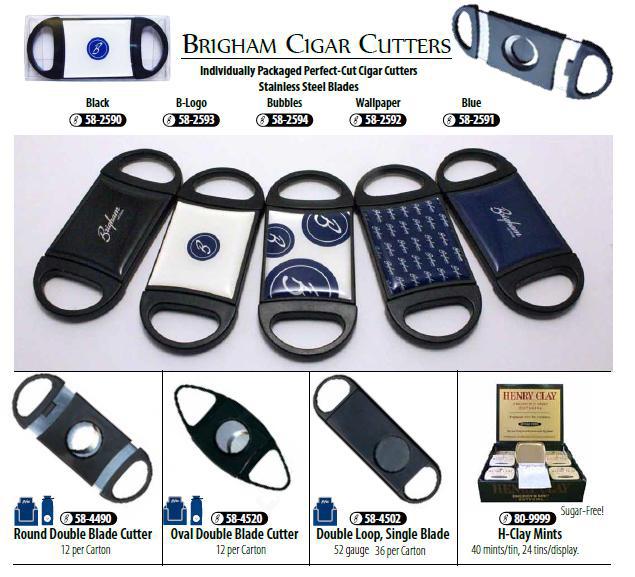 Brigham Cigar Cutters