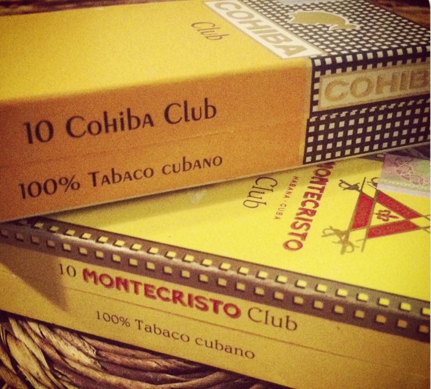 Clubs  Cohiba & Montecristo Club