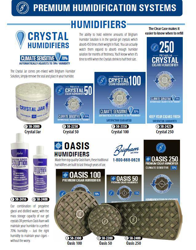 Humidifiers; Crystal Jar; Humidifiers Solution