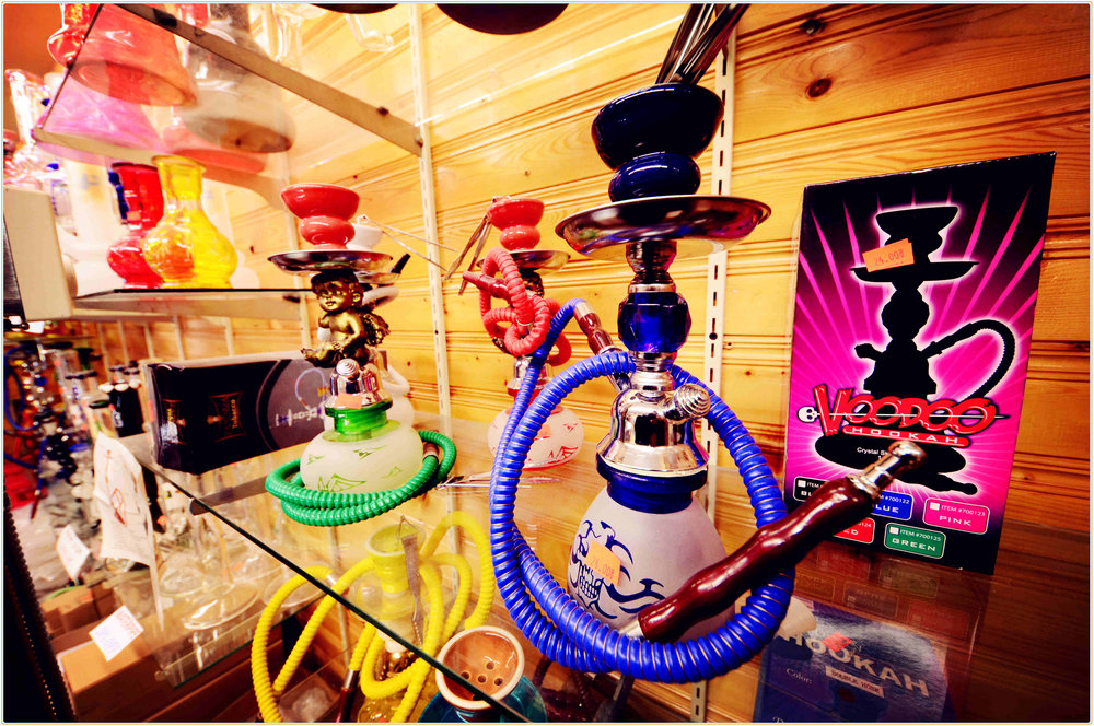 Small Hookah starting $29.99