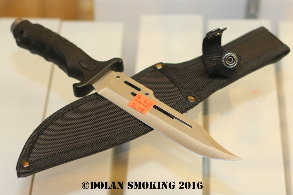Best price in town, we have three style for this knife.