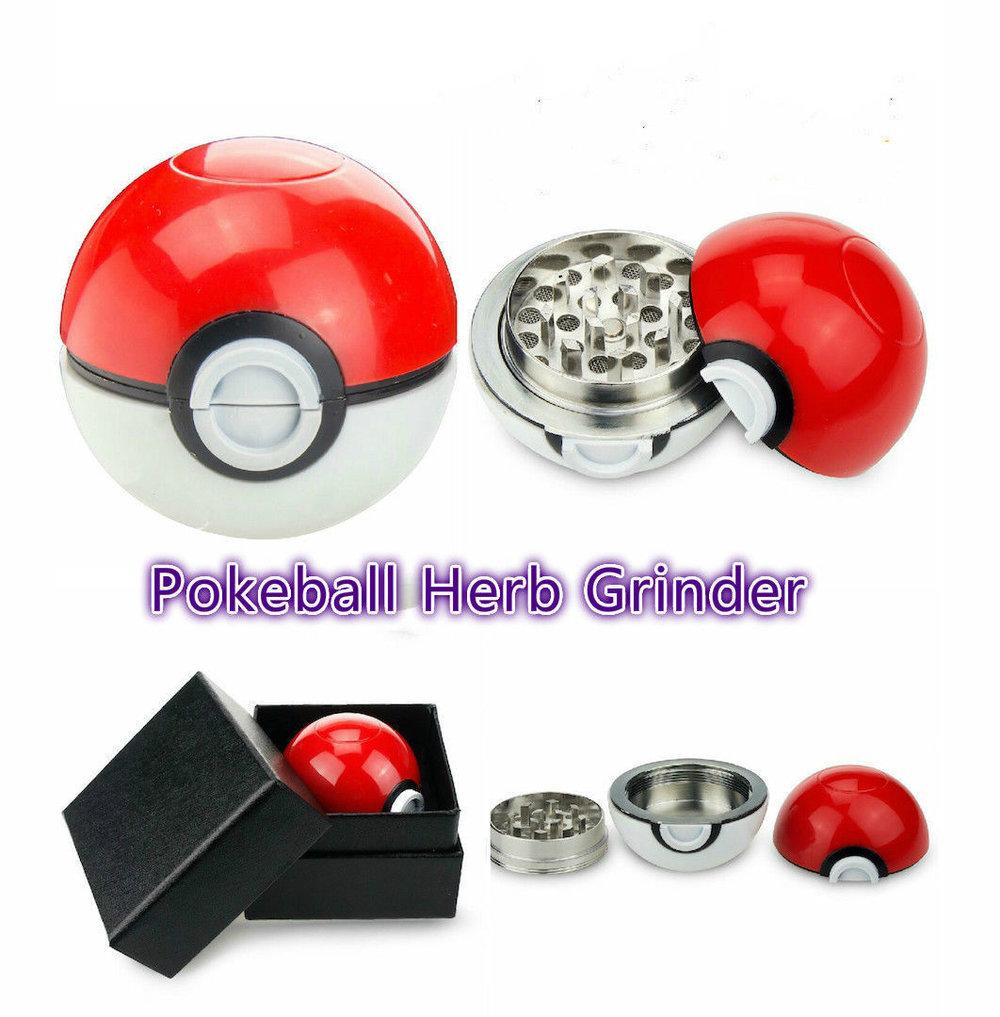 Pokeball Grinder