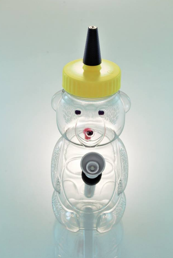 Acrylic Honey Bear. Comes in 3 sizes. Small, Large, Jumbo.png