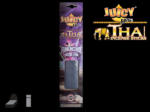 JUICY JAY'S® THAI INCENSE STICKS – FUNKINCENSE
