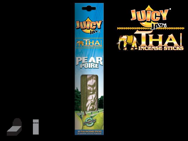 JUICY JAY'S® THAI INCENSE STICKS – PEAR