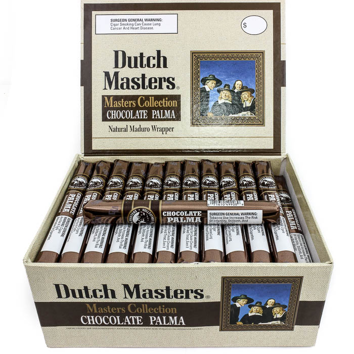 Dutch Master Palma Chocolate