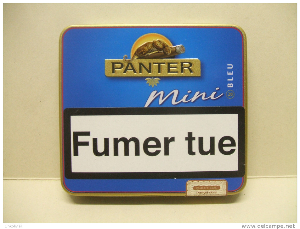 Panter mini blue$19.99+ (package of 20)