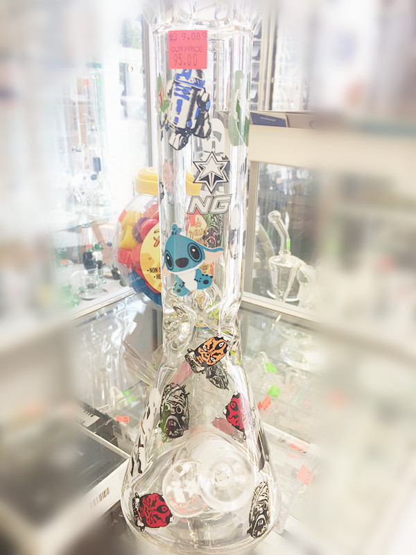 NG GLASS ONLY $95
