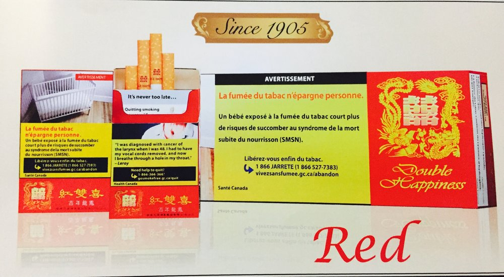 Red: Additive Free; Pure Aroma; 25 Premium Tobacco Leaves Mixed