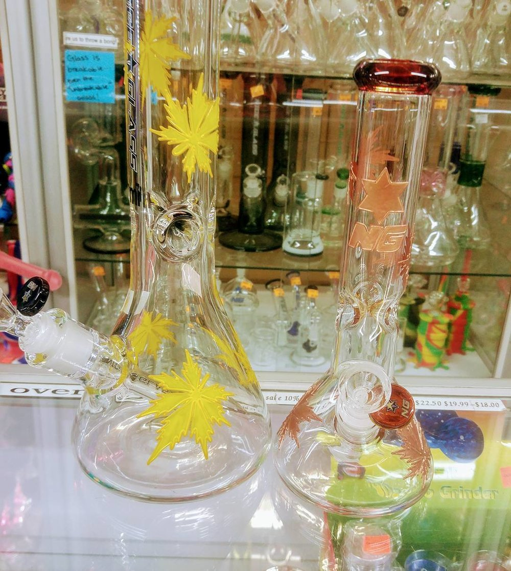 New #ngglass in today. Come in say hey and check out the new designs. #bongshop #marijuana #headshop #shoplocal #supportlocalbusiness #bongs #pipes #waterpipe #weedstagram #weedcommunity #kingstonontario #stonernation #cannabiscommunity (1).jpg
