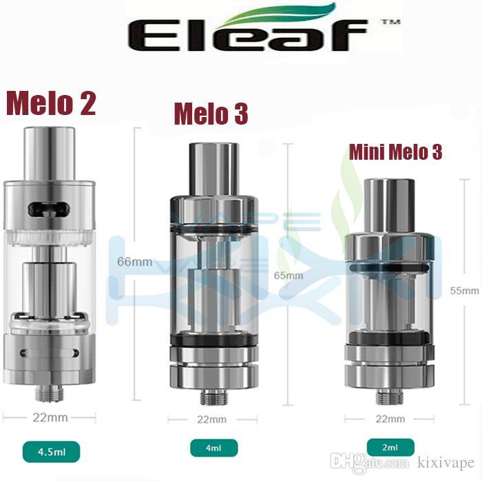 MELO 2 & MELO 3