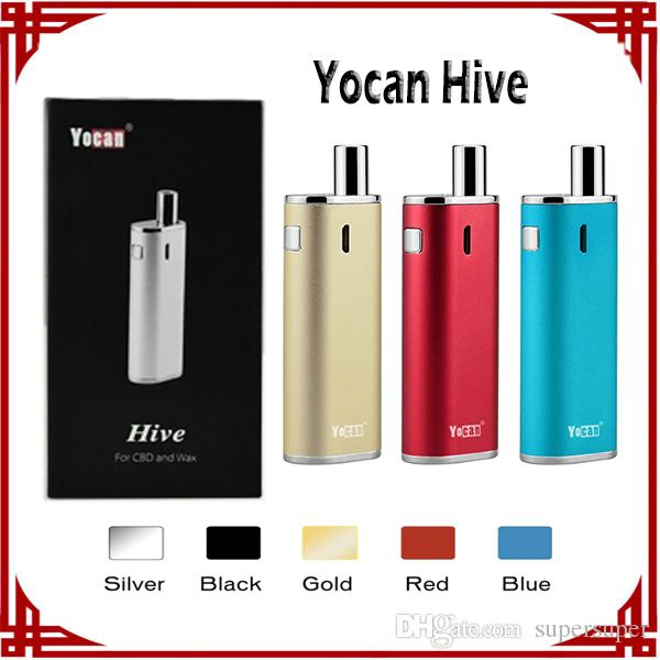 Yocan Hive 2.0 Nested Slim Thick Oil & Wax Concentrate Vaporizer