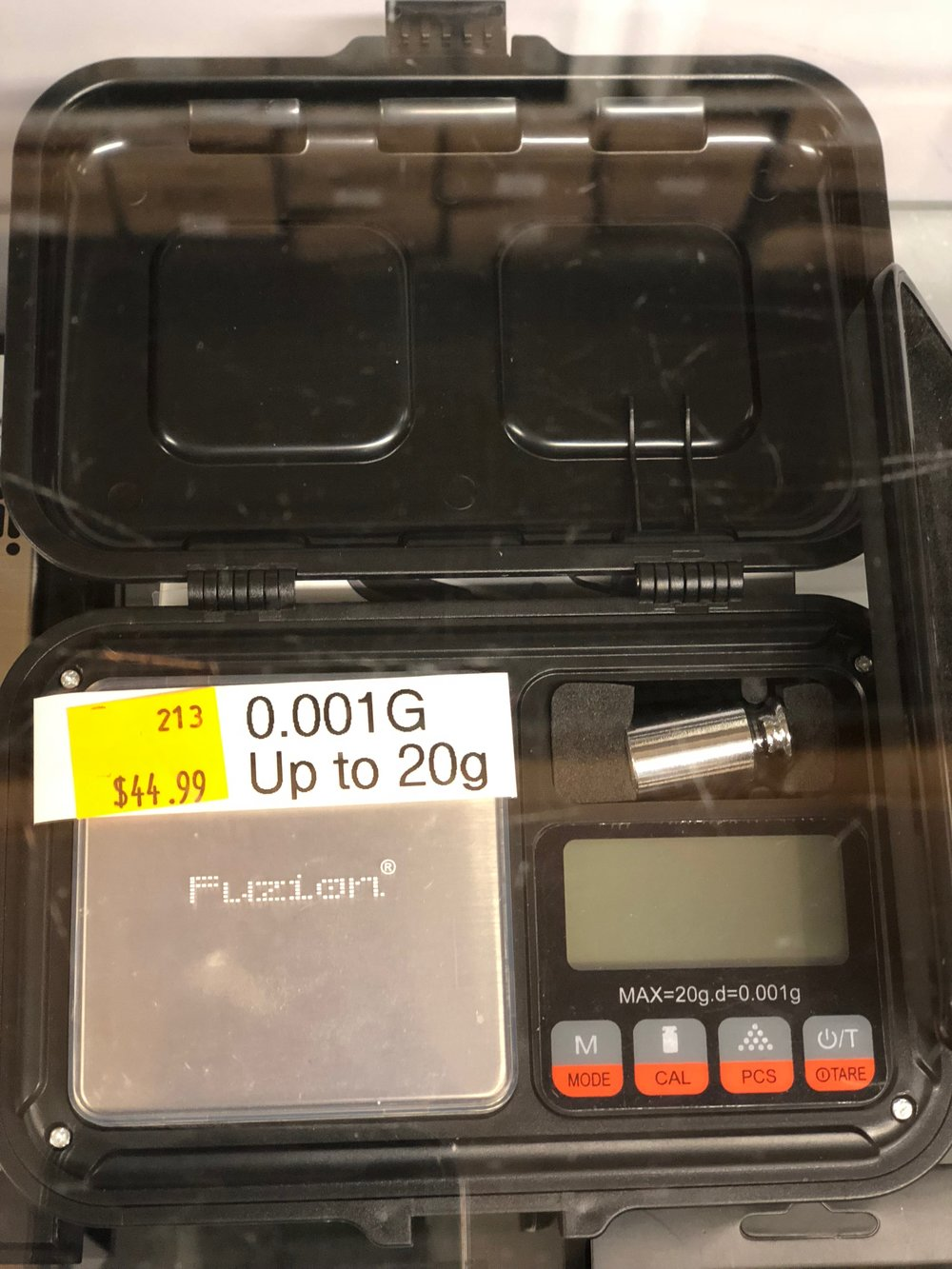 Fuzion (0.001G, UP T0 20G) 10% OFF ON $44.99=$40.50