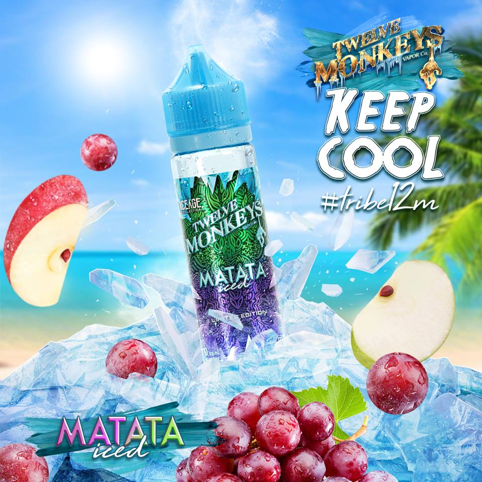 The Ice Age tribe wouldn't be complete without Hakuna's beloved friend, Matata Iced!  Kick off this summer with a refreshingly bold blend of ice cold grapes and juicy apples!