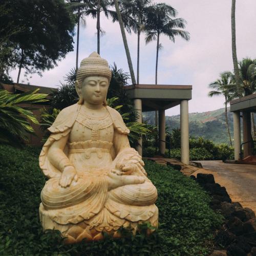 Buddha Photographed by Gypsy One in Kauai