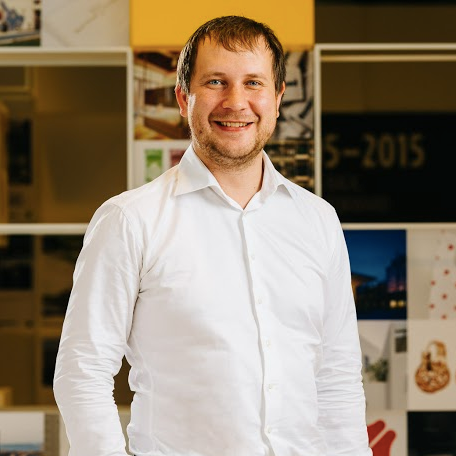 Slava Solonitsyn, Managing Partner Startup builder and technology enthusiast