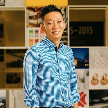 Alex Toh, General Partner Serial entrepreneur and startup mentor