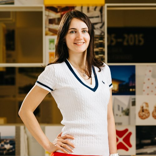 Alexa Zotova, Principal Investment strategy specialist and deal sourcing champion LinkedIn