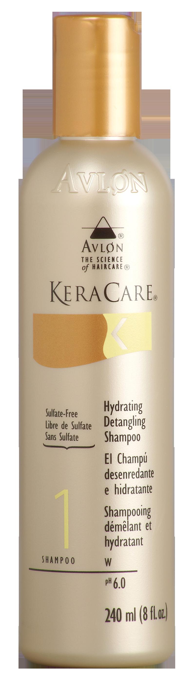 KeraCare® Hydrating& Detangling Shampoo