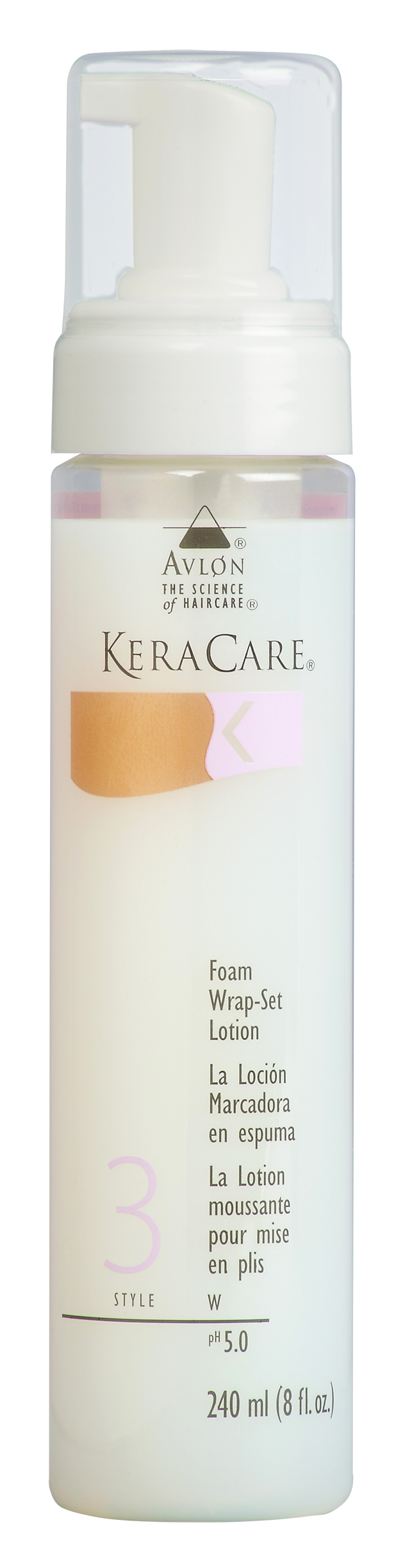 KeraCare® Foam Wrap Lotion